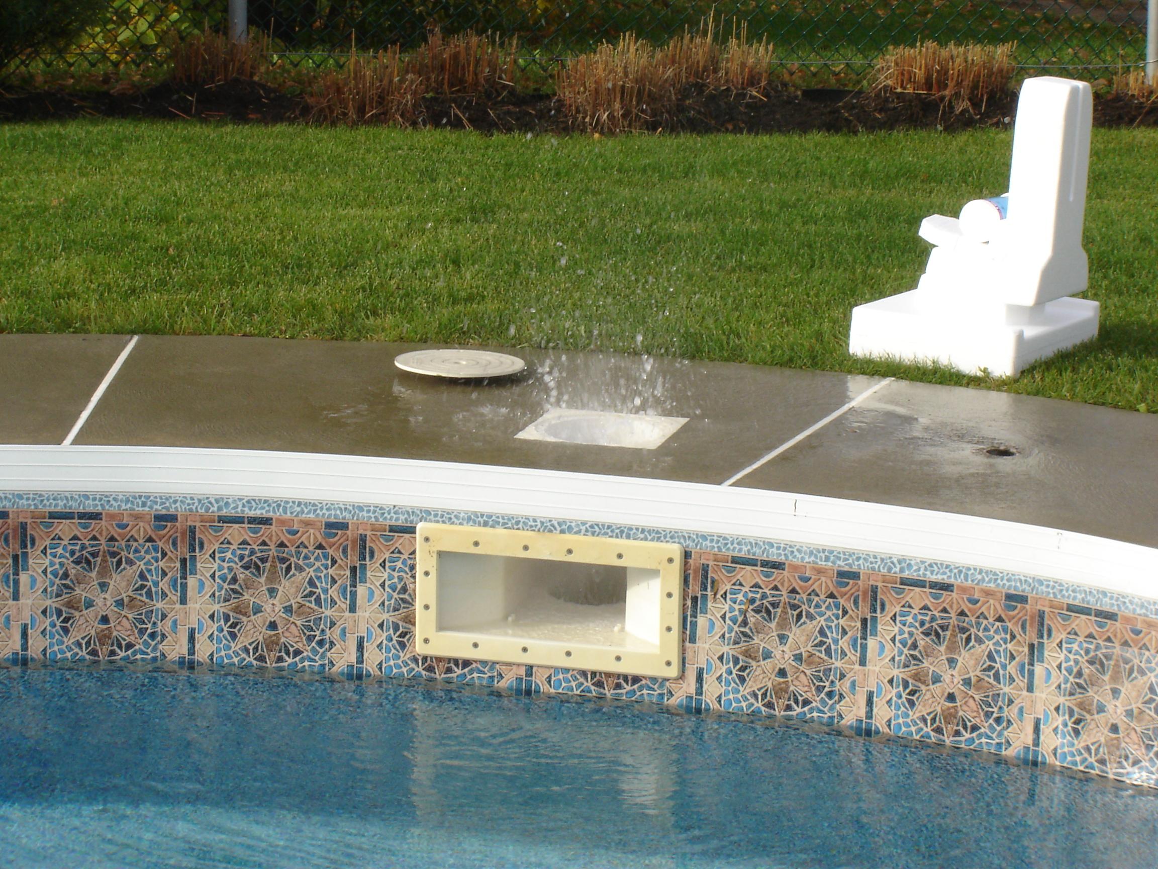 Fermeture de piscine poseidon montr al rive sud longueuil for Club piscine rive sud montreal