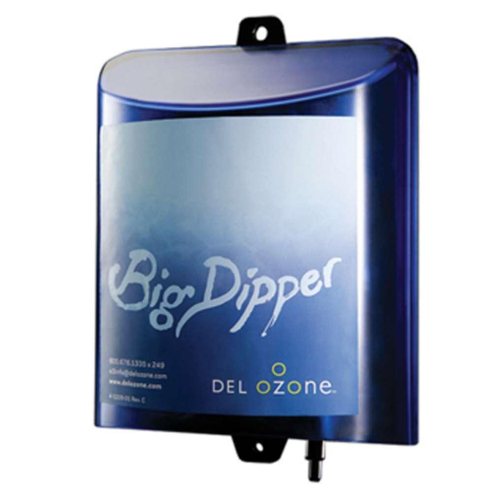 Ozonateur big dipper pour piscine hors terre poseidon for Ozonateur piscine