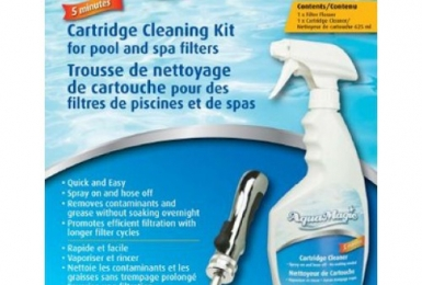 Aquamagic, cartridge cleaning kit