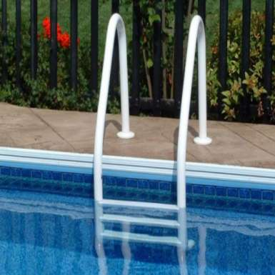 Accessibilit poseidon for Balayeuse piscine creusee