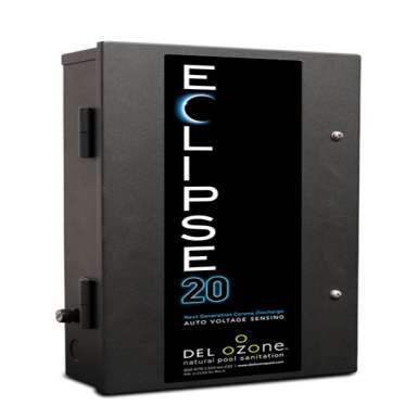 Eclipse 1, 2, 4 Ozone Generator for Residential Pools