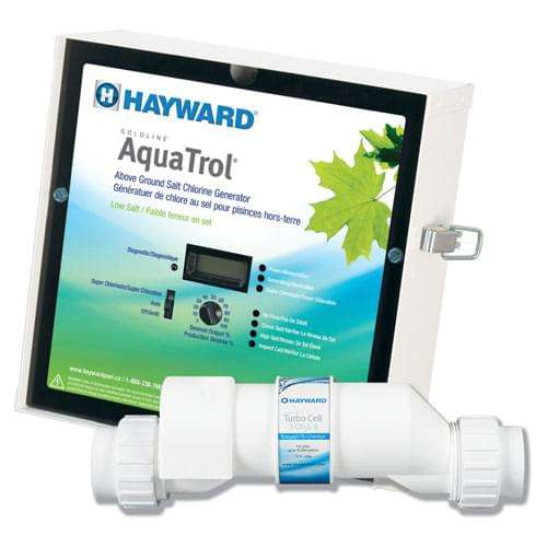 Aquatrol Low Salt Salt System (Above ground)